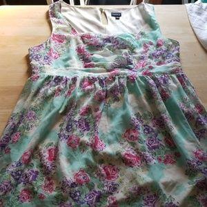 Torrid Sleeveless Dress
